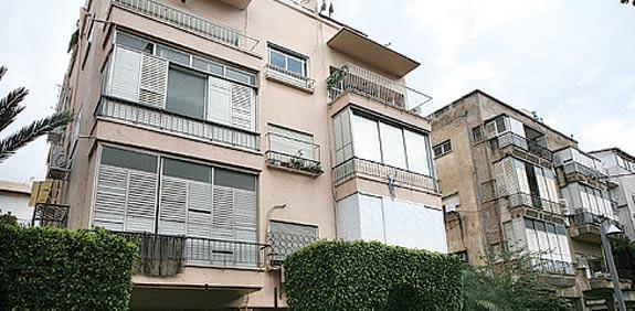 דירה שדרות נורדאו תל אביב / צלם: יחצ